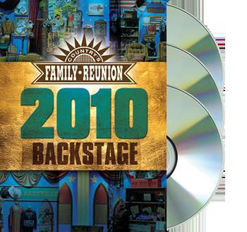2010 Backstage