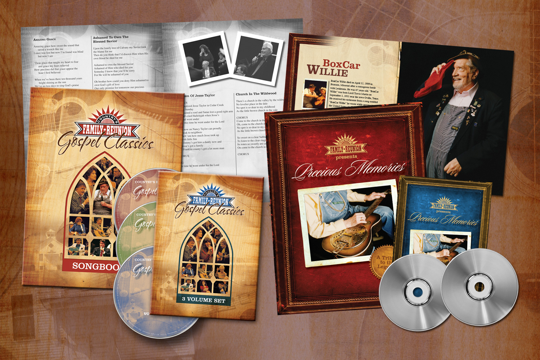 Precious Memories and Gospel Classics Collection