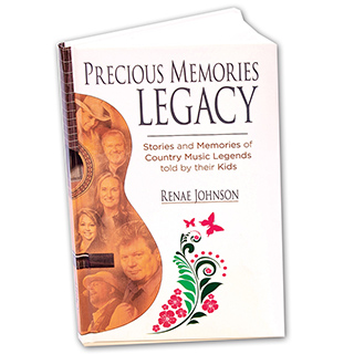 Precious Memories Legacy Book