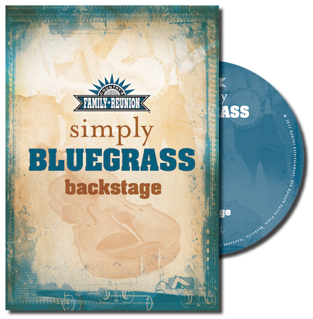 Simply Bluegrass Backstage - Product details
