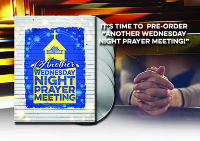 Another Wednesday Night Prayer Meeting