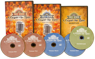 Country's Family Reunion - Grand Ole TIme - Product details