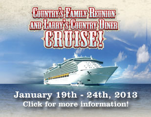 Country Music Cruise with Country's Family Reunion