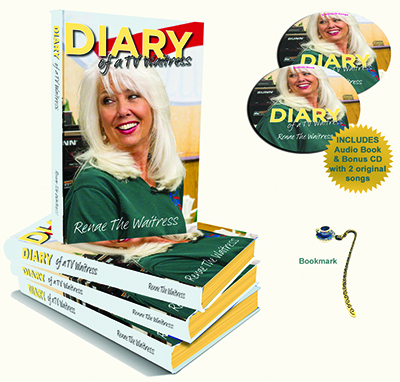 Diary of a TV Waitress - Product details