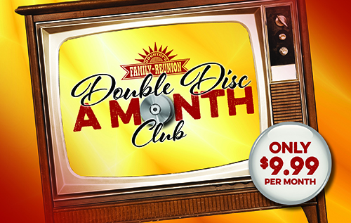 Double Disc-A-Month Club - Product details