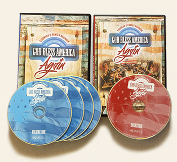 God Bless America Again Complete Set - Product details