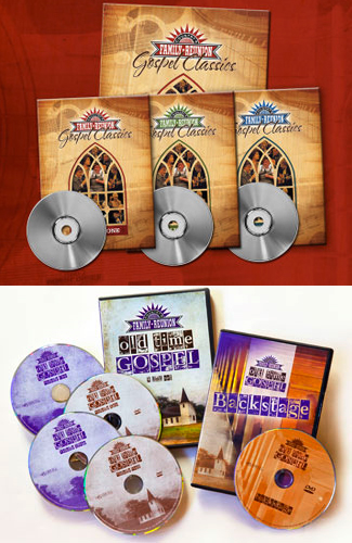 Gospel Classics + Old Time Gospel Combo
