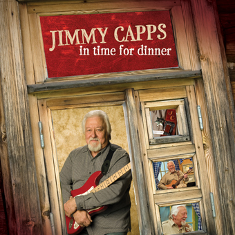 Jimmy Capps CD - Product details