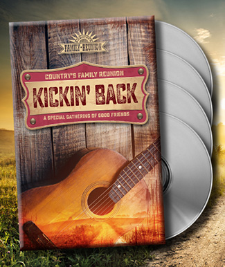 Country's Family Reunion Kickin Back - Product details