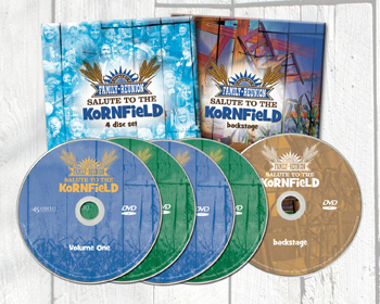 Salute to the Kornfield - Product details