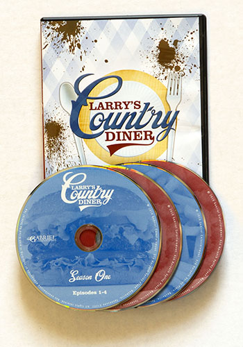 Larry's Country Diner Season 1 - Product details