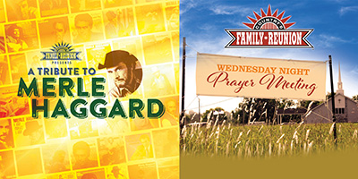 Tribute to Merle Haggard & Wednesday Night Prayer Meeting