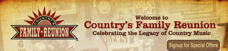 Country's Family Reunion - Celebrating the Legacy of Country Music