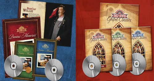 Precious Memories and Gospel Classics Collection