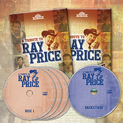 Country's Family Reunion Tribute to Ray Price - Product details