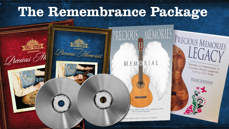 Remembrance Package - Product details