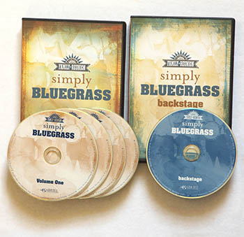 Simply Bluegrass Complete Set - Product details