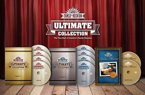 Country's Family Reunion Ultimate Collection - Product details